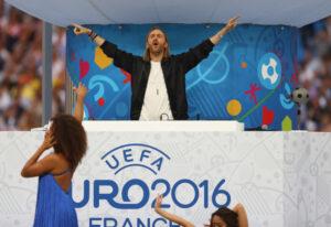 UEFA EURO 2016 - David Guetta
